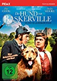Der Hund von Baskerville (The Hound of the Baskervilles) / Originelle Krimi-Komödie um den Meisterdetektiv mit dem Komiker-Duo Peter Cook und Dudley Moore (Pidax Film-Klassiker)