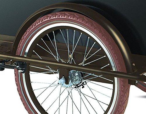 Lastenrad E-Bike Elektro Transportrad Voozer Bild 3*
