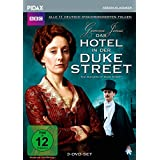 Das Hotel in der Duke Street (The Duchess of Duke Street) / Alle 11 deutsch synchronisierten Folgen der Kultserie