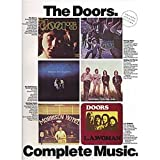 The Doors: Complete Music. Partitions pour Piano, Chant et Guitare(Symboles ...
