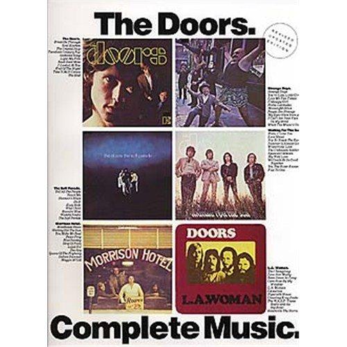 the-doors-complete-music-fur-klavier-gesang-gitarremit-akkordsymbolen