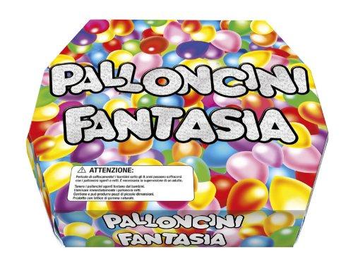 Palloncini fantasia. Ediz. illustrata. Con gadget (A pagine aperte)