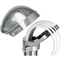 Mastkappe - DUR-line Maka 50 ALU - Unverwüstlicher Aluminium-Druckguss – TOP Qualität