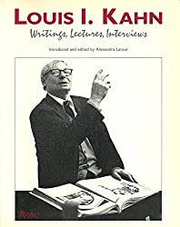 Louis I Kahn Writings by Rizzoli (1991-10-15)