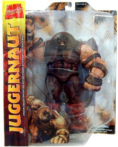 926B Marvel Select Juggernaut Action Figure with Mask (Captain Action Joker Kostüm)