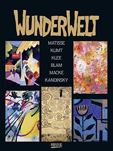 WunderWelt 2020: Großer Kunstkalender. Hochwertiger Wandkalender mit Meisterwerken der Kunst. Kunst Gallery Format: 48 x 64 cm, Foliendeckblatt, Gold- und Silberdruck