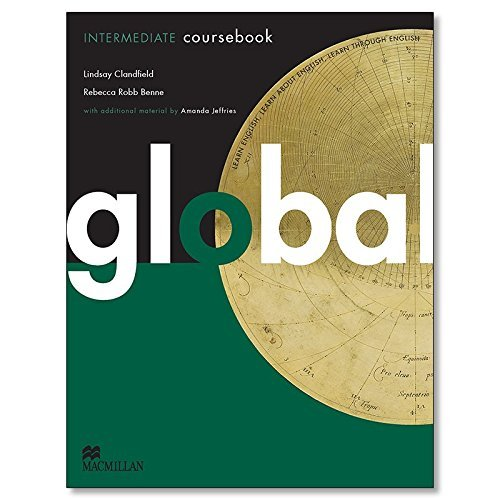 Global Intermediate: Student's Book by Lindsay Clandfield (2011-01-01)