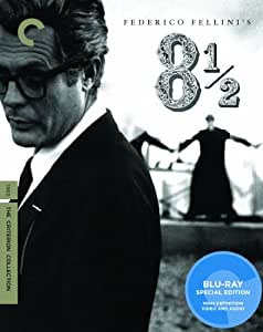 Criterion Collection: 8 1/2 [Blu-ray] [1963] [US Import]