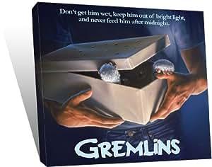 Imprimer Gremlins Affiche De Film 30X30 Photo Sur Toile