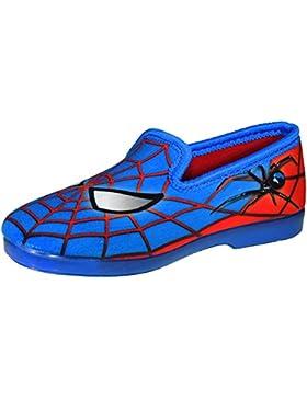 Alcalde. Zapatillas Cerradas de Estar por Casa de Spiderman para Niño - Modelo 750