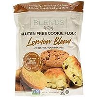 Blends By Orly Harina de Gluten mezclado personalizado Cookie libre-Londres mezcla - libre de