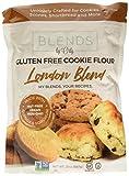 Blends By Orly Farine de Gluten mélange personnalisé de Cookie gratuit-London Blend - sans Gluten cuisson farine pour biscuits, Scones et Biscuits sac 20oz par