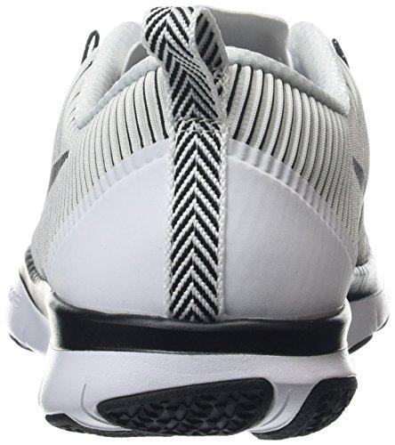 Nike Free Versatility, Scarpe da Calcio Uomo Bianco (White/Black)