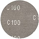 KWB-5 Disques Maille Abrasive pour Ponceuse Murale Tc-Dw De 225 Grain 120
