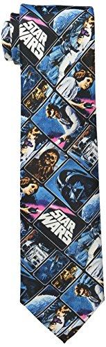 Star Wars Men's Vintage Poster Tie