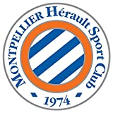 Montpellier HSC - Football Club Crest Logo Wall Poster