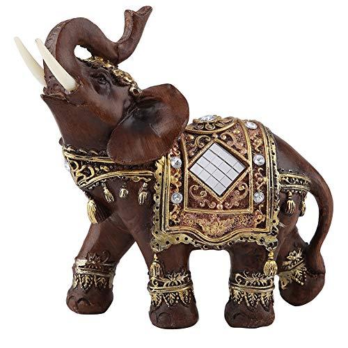 Hilitand Lucky Riqueza Estatua Elefante Escultura