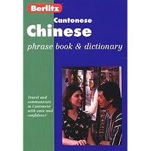 Berlitz Cantonese Chinese