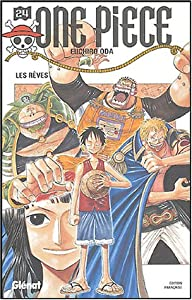 "Afficher ""One Piece n° 24 Les rêves"""