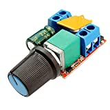 CIRCUIT SYSTEMS M123 Mini DC 5A Motor PWM Speed Controller 3-35V Speed Control Switch LED Dimmer