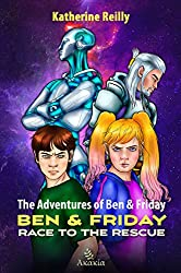 The Adventures of Ben & Friday: Ben & Friday Race to the Rescue