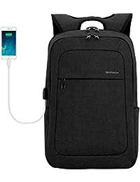 Kopack Lightweight Laptop Backpack Water Resistant College School Large Travel Bag