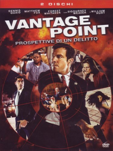 Vantage Point - Prospettive Di Un Delitto (Limited) (2 Dvd)