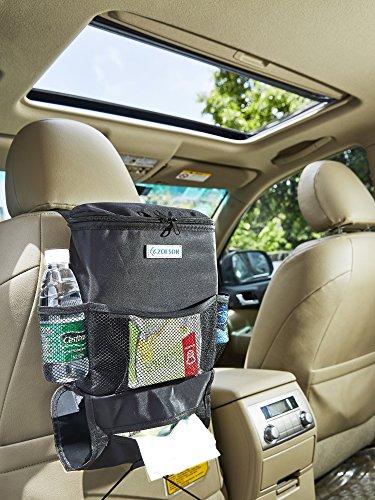 Preisvergleich Produktbild Car Seat Back Organizer, Multi-Pocket Travel Storage Bag Picnic bag (Heat-Preservation)