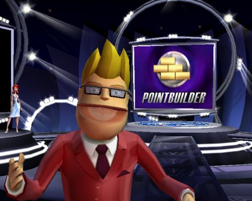 Buzz! The Big Quiz with 4 Buzzers (PS2)