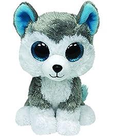 TY 36006–Slush Husky Beanie Boos