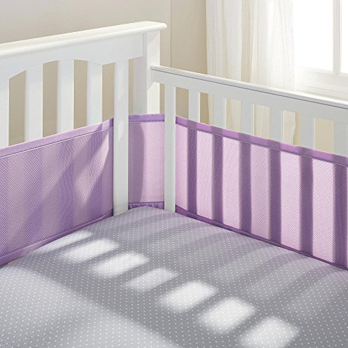 Premsons Baby Boom Crib Supported Bed Liner- (Multi Printed& Classic Design)