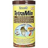 Tetra Min-Mangime per Pesci, Multicolore, 1 l