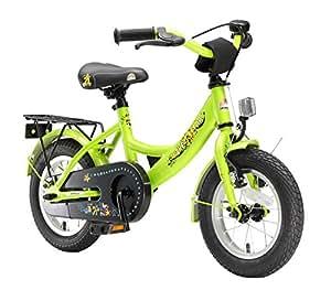 STAR-SCOOTER BI-12-KK-02-GREE Fahrrad, grün