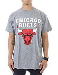 Mitchell & Ness - T-shirt 'Chicago Bulls' - TEAM LOGO TRAD TEE
