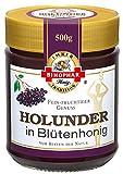 Bihophar - Holunder in Blütenhonig Brotaufstrich Süßungsmittel - 500g