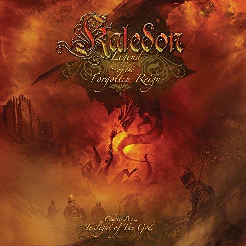 Kaledon: Chapther IV: Twilight of the Gods (Audio CD)