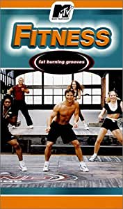 Fitness Fat Burning Grooves [VHS]