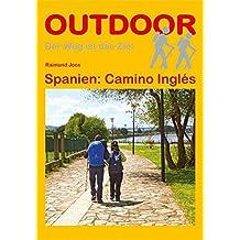 Spanien: Camino Inglés (OutdoorHandbuch)