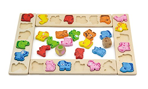 Viga NCT 8225 - Brettspiel - Party Animals