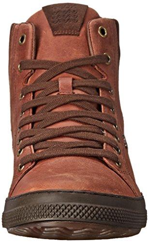 Bottines-Boots, couleur Marron , marque GEOX, modèle Bottines-Boots GEOX U SMART Marron Marron