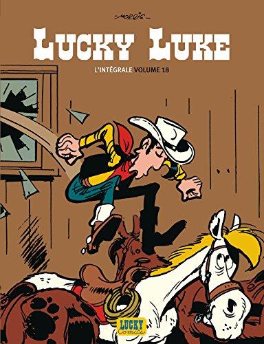 Lucky Luke L'intégrale, Tome 18 : Fingers ; Le daily star ; La fiancée de Lucky Luke (Star Comic Lucky)