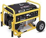 Mobiler benzinbetriebener Stromerzeuger, Generator, Notstromaggregat 5.500 Watt