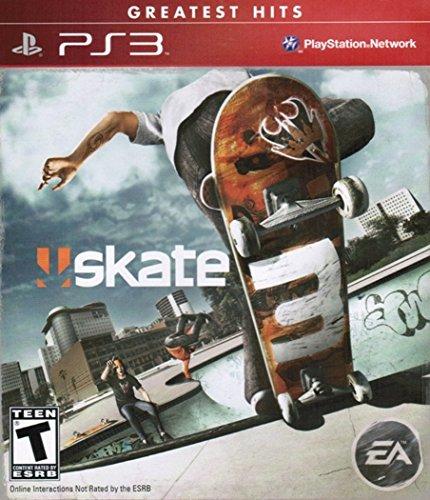 Skate 3 (englisch) Custom Control Für Ps3