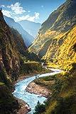 Postereck - Poster 2746 - Pakistan, Himalaya Fluss Berge