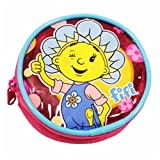 Trade Mark Collections Fifi and the Flower Tots 2009 Round Coin Purse Pink