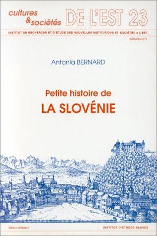 Petite histoire de la Slovnie