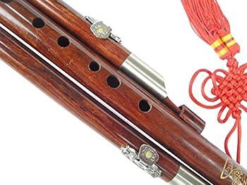 Handgeschnitzte Standard Hulusi – Blasinstrument Chinesische Flöte #110 3