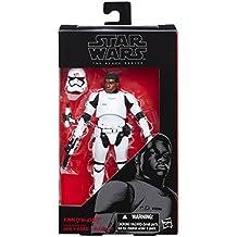 """Star Wars: Das Erwachen der Macht: Finn als Stormtrooper (FN-2187) 6"""" Inch Figur Star Wars The Black Series Hasbro"""