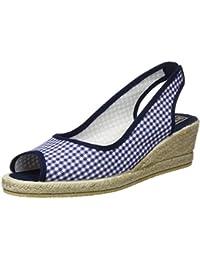 c17da634d4fbca Amazon.fr   espadrille - Sandales   Chaussures femme   Chaussures et ...
