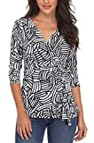 Miss Moly - Camicia - Donna Black/White X-Large